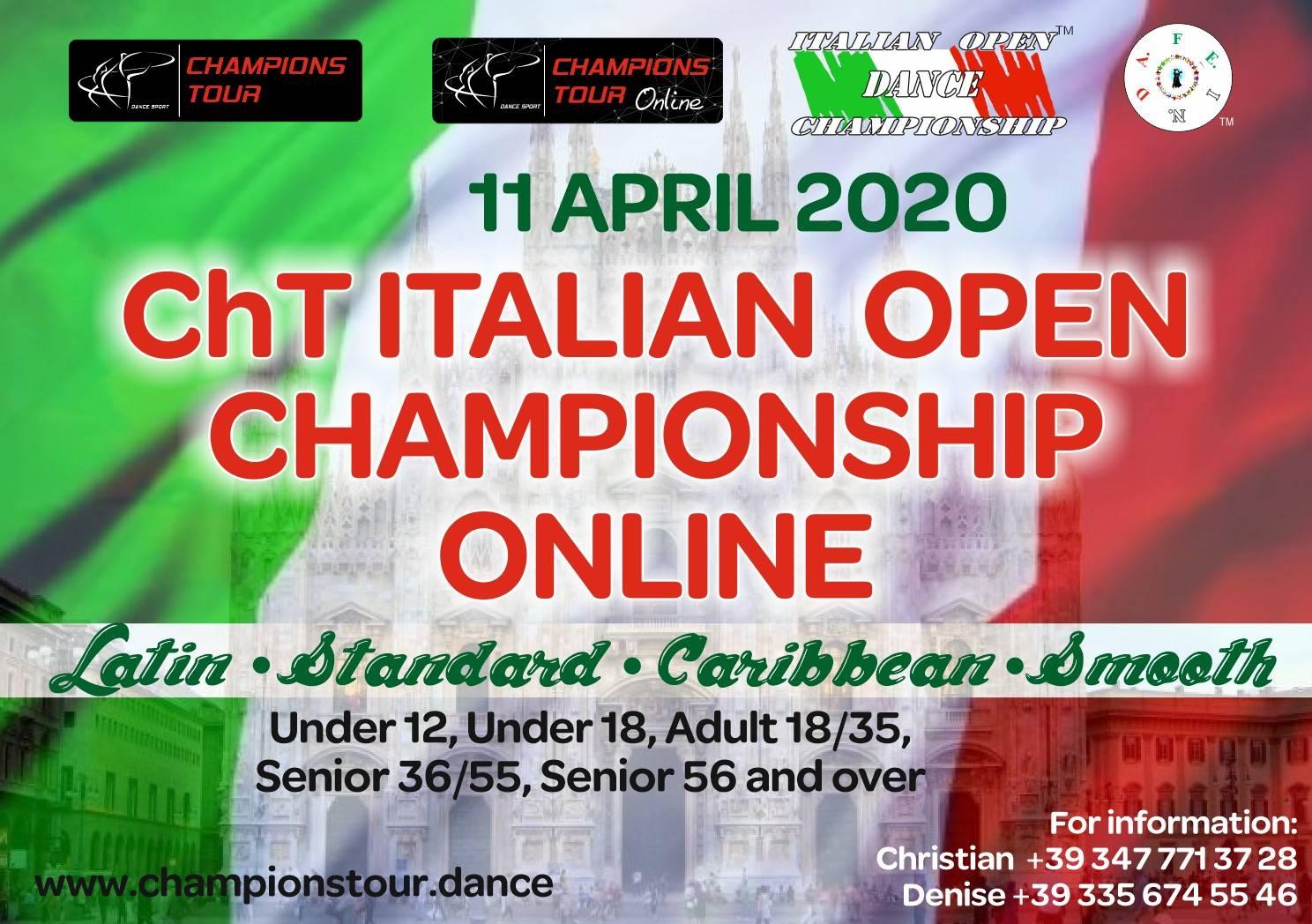 ChT Italian Open Championship Online